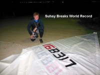 Shoreline Teams with Suhay for 346 nm Record