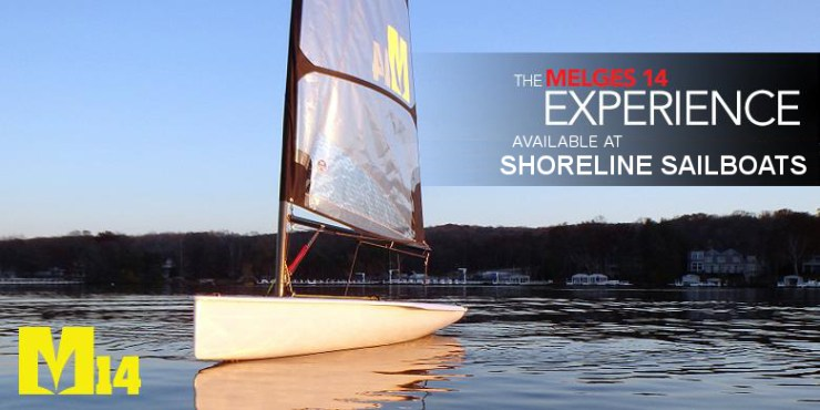 Melges 14 available at Shoreline