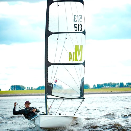 planing Melges 14 - 2