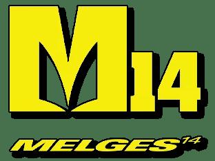 Logo of Melges 14 sailboat