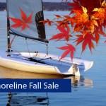 Fall sale 2018