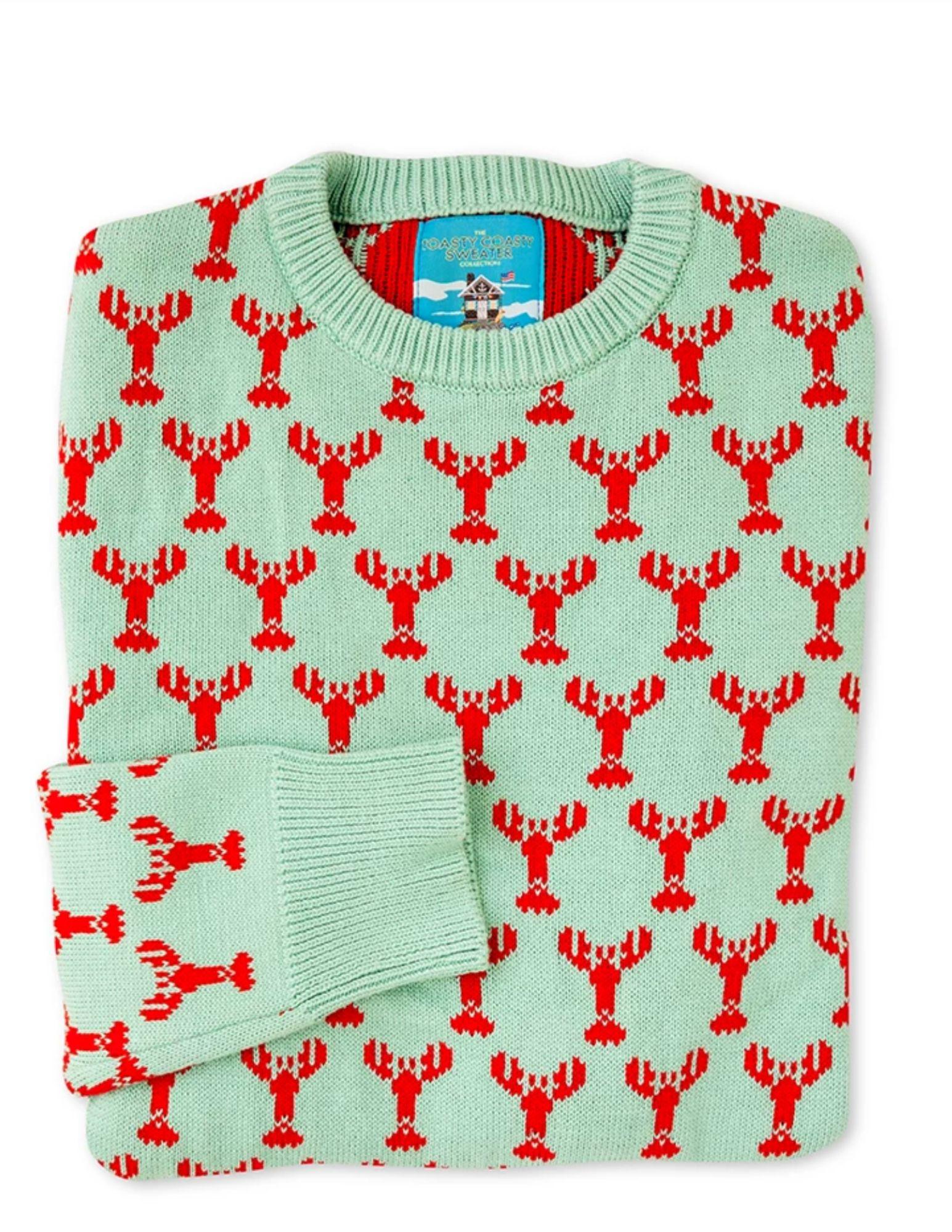 Reel in the Freshest Catch Sweater from Kiel James Patrick
