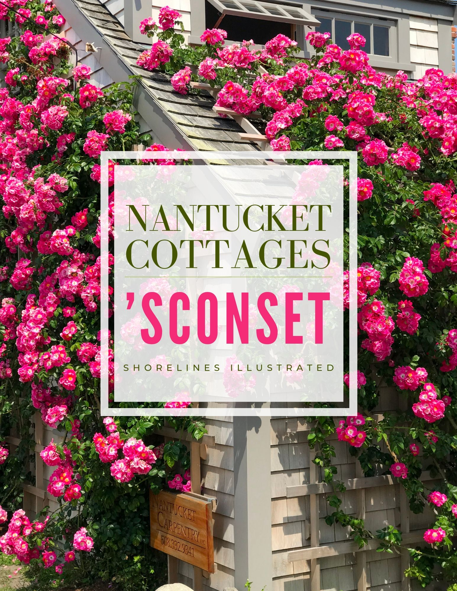 Nantucket Rose Covered Cottages in Sconset-1
