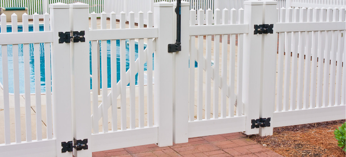 Collection-of-various-gate-photos---Highland-Double-Leaf-Pocket-Gate-with-Optional-Magnetic-Safety-Latch