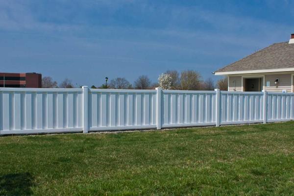 Lewes Shadwowbox Semi-Privacy Fence