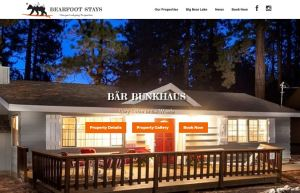 BearFootStays Big Bear