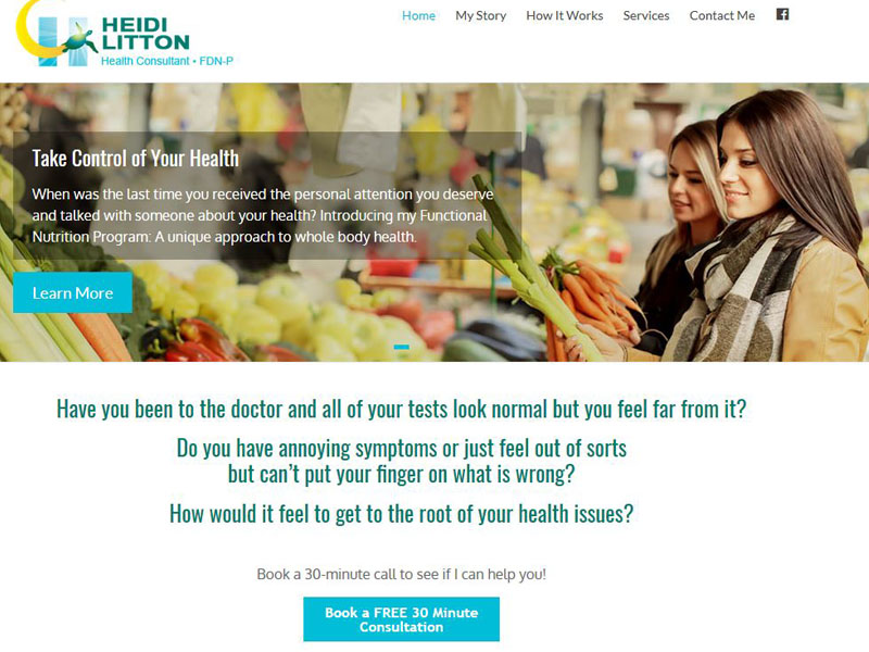 Heidi Litton Wellness Consulting