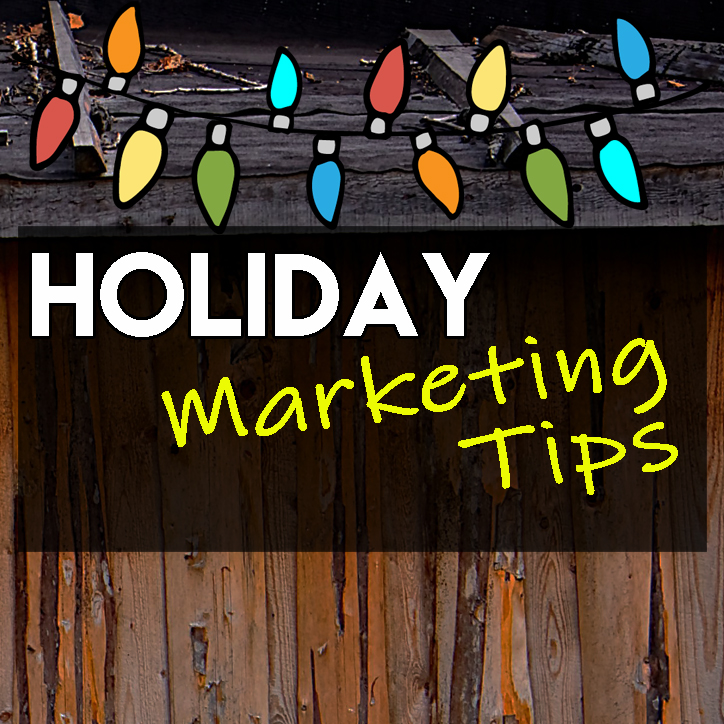 Holiday Marketing Tips from West Coast Cyber Chick