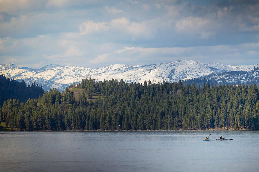 Payette Lake McCall Idaho