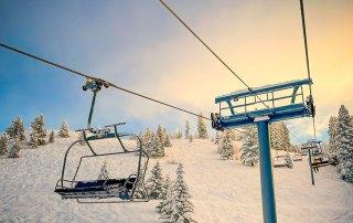 Spring Skiing in McCall Idaho