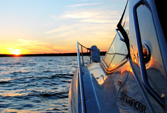 RV Activity, do you go boating while traveling