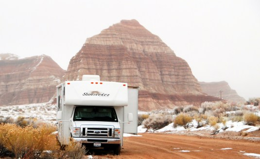 4 Boondocking is one of life's great adventures. Have you tried it