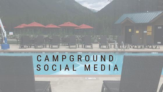 campground social media