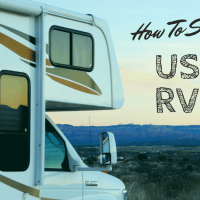 How Do I sell my used rv?