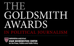 Goldsmith Awards Slide