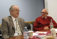 Paul E. Steiger and Alex S. Jones