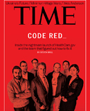 Time Cover: Code Red