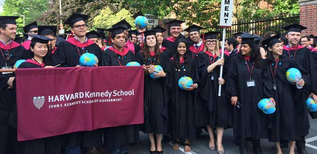 HKS Graduates