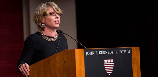 Jill Lepore 2015 lecture