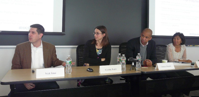 criminal justice and big data panel
