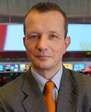 """The World's Newsroom: Inside BBC News"" with Jonathan Munro"