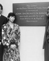 Celebrating the Shorenstein Center's 30th Anniversary