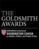CANCELLED: Goldsmith Prize for Investigative Reporting 2020 Panel Discussion