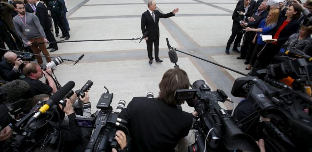 Conveying Truth: Independent Media in Putin's Russia