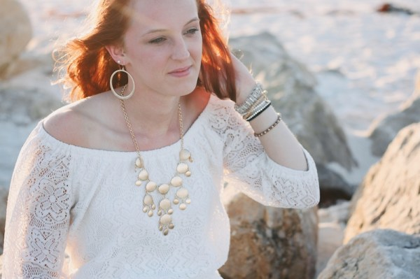 Senior Portrait Photography Orange Beach Alabama Point