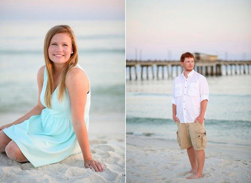 Senior Portraits Gulf Shores Photographer