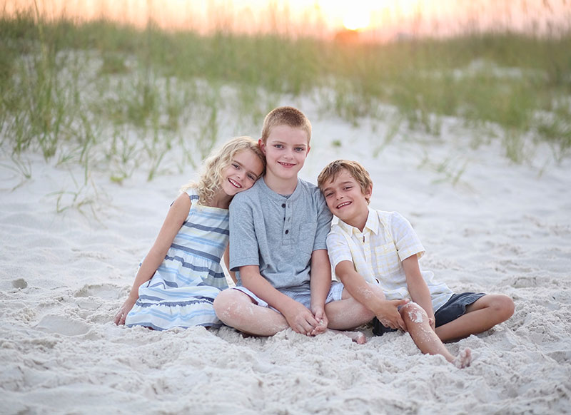 Sunrise Beach Photography Gulf Shores Alabama