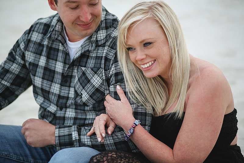 Engagement Photography Gulf Shores Engagement Portraits Beach Photographer Gulf State Park Couple
