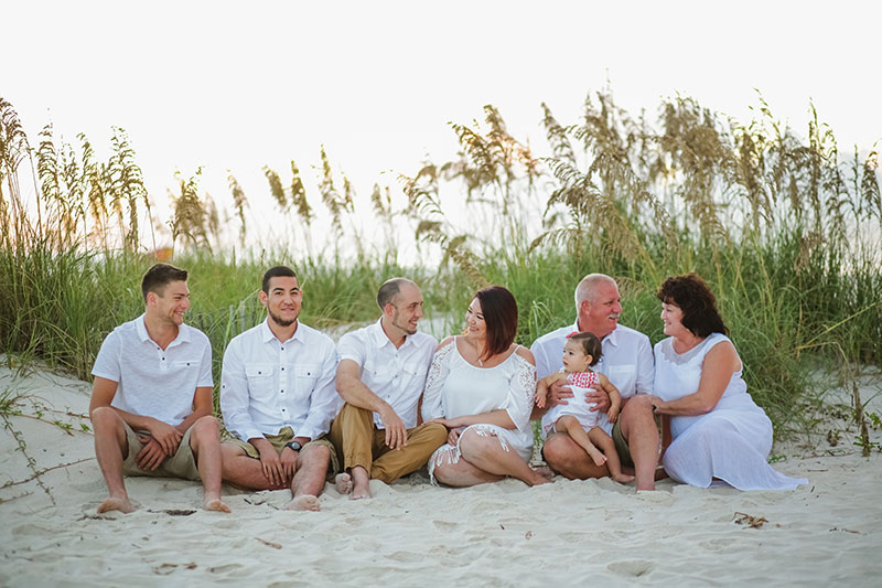 Sunrise Beach Portraits Gulf Shores Beach Photos Orange Beach Photographers