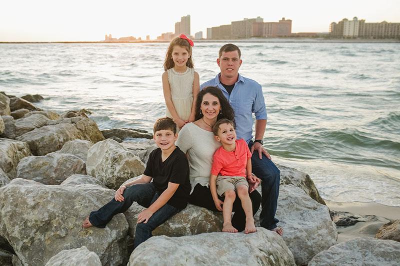 Orange Beach Family Portraits Gulf Shores Photography Perdido Key Photographer