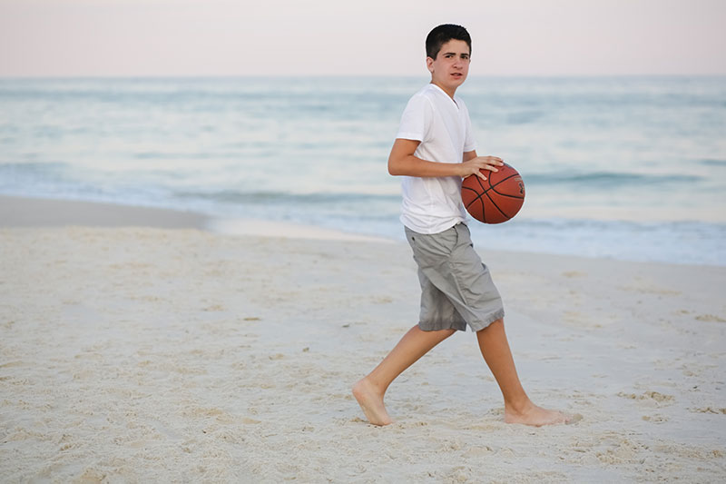 Talented Family! - Gulf Shores Beach Pictures