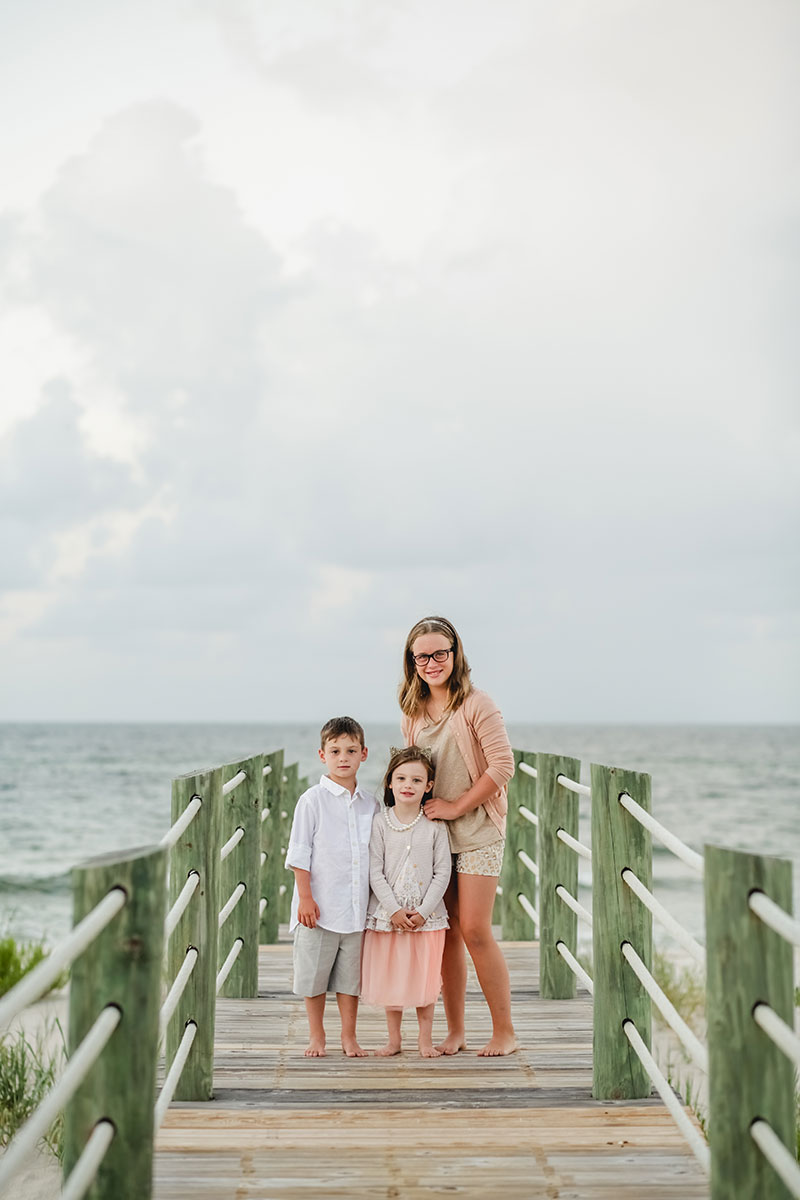 Gulf Shores Family Photography Fort Morgan Beach Portraits Orange Beach Photographer