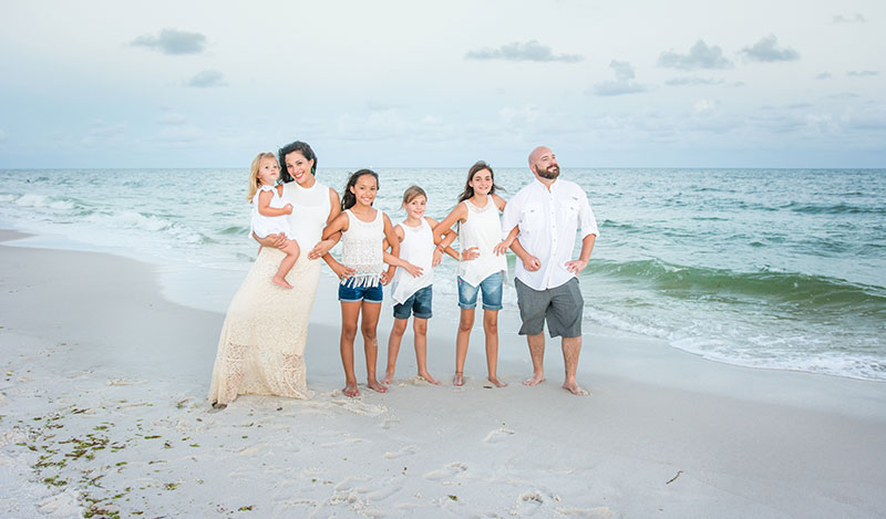 Pensacola Beach Photographer Navarre Beach Portraits Destin Photography