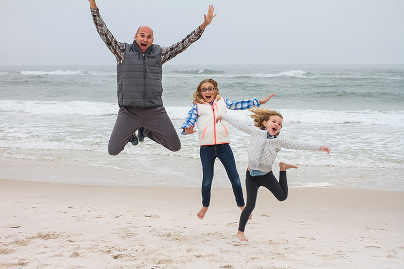 Spring Break Family Photos Gulf Shores Photographer Orange Beach Family Photographer Destin Beach Portraits