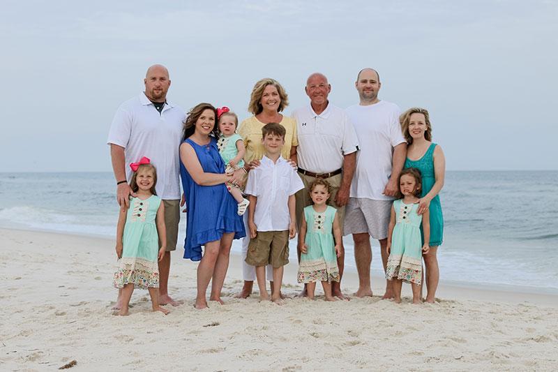 Gulf Shores Photographer Orange Beach Family Photography Perdido Key Beach Portraits Destin Photography