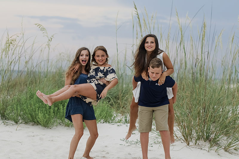 gulf shores family photography orange beach portraits senior portrait photography gulf shores Alabama photographer