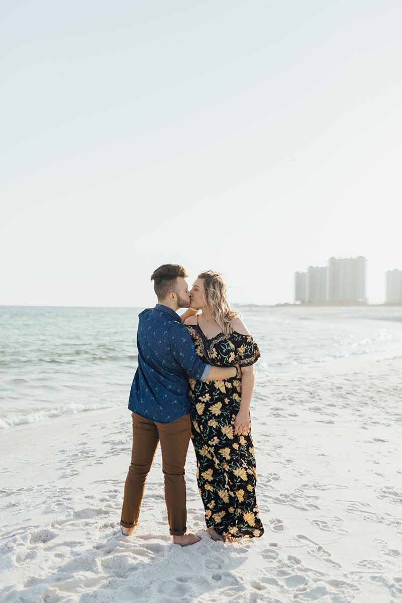 Pensacola Beach Photographer Navarre Beach Portraits Perdido Key Photographer Florida Beach Photography