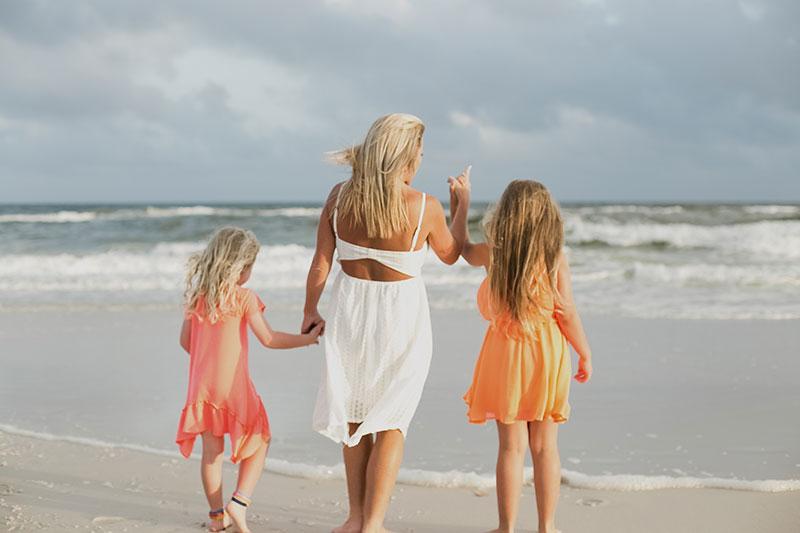 Pensacola Beach Family Photography Pensacola Beach Photographer Navarre Beach Portraits