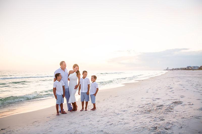 Navarre Beach Photographer Erika Smith Destin Photographers Okaloosa Island Photography