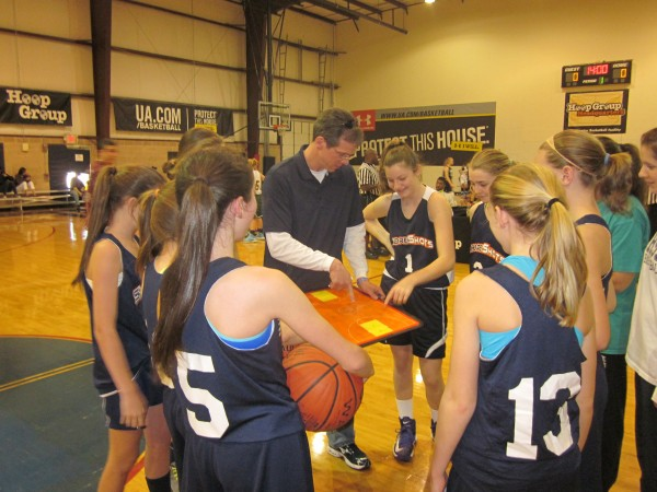 Tom Brennan Brings Fundamentals to ShoreShots Program
