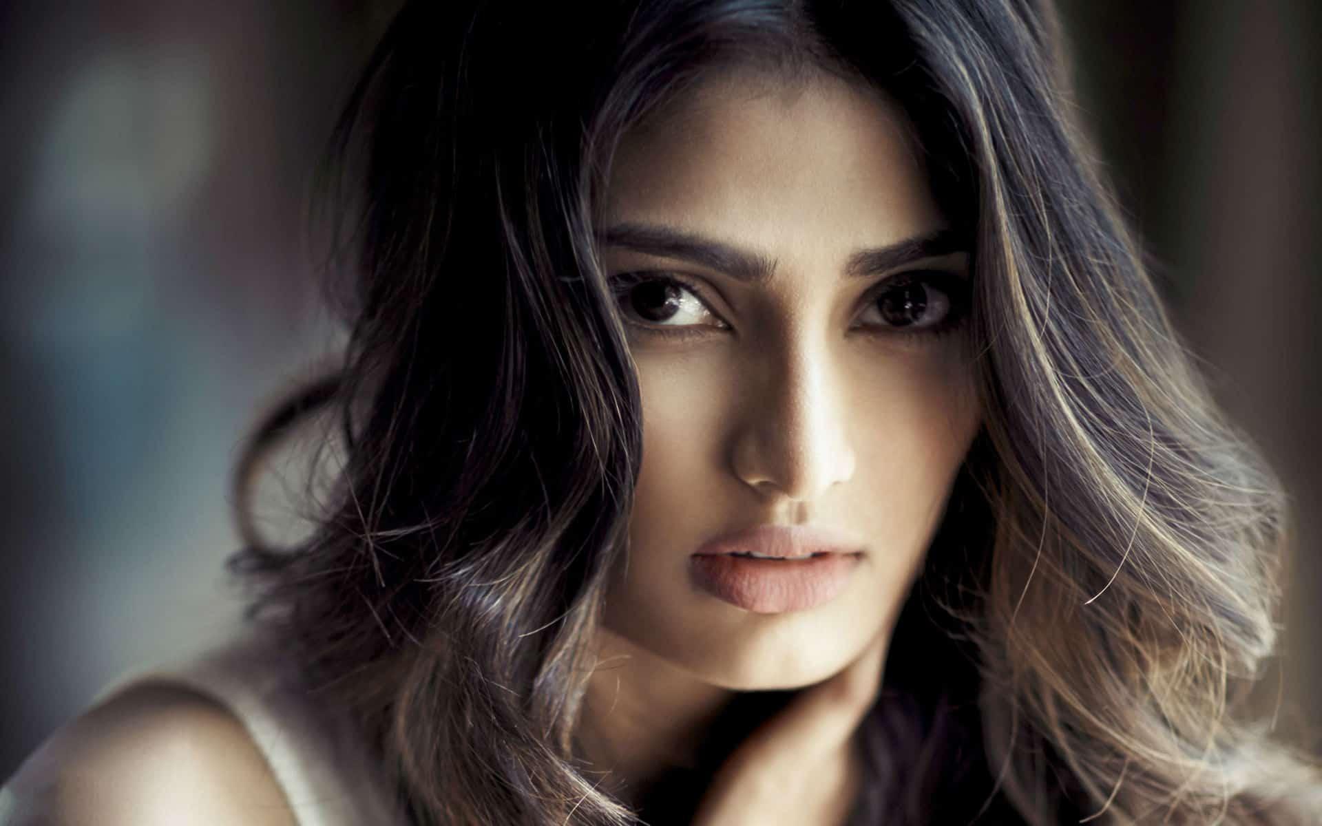 Actress Athiya Shetty