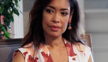 Actress Gina Torres