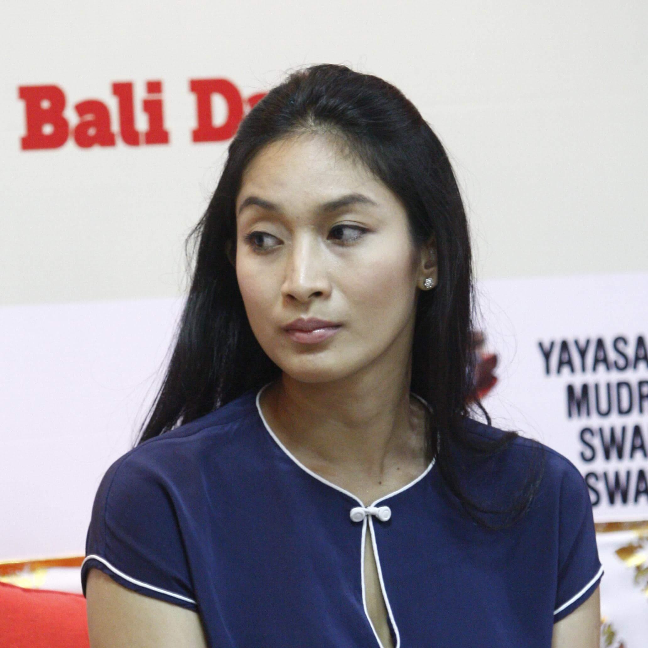 Happy Salma Biography • Indonesian Actress & Model