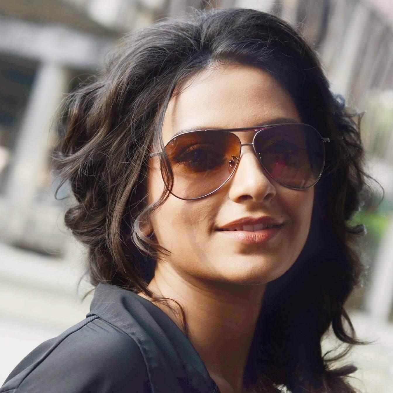 Actress Subhasree Ganguly