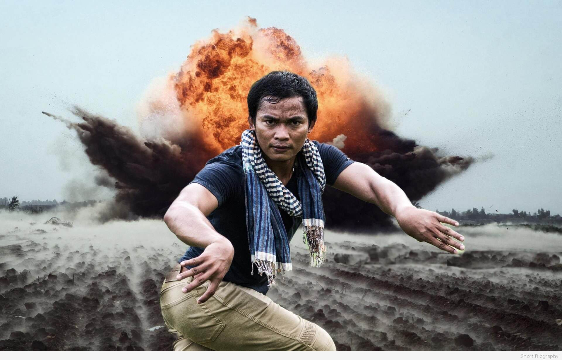 Jaa Ideal tony jaa biography | japanom - tatchakorn - panom yeerum