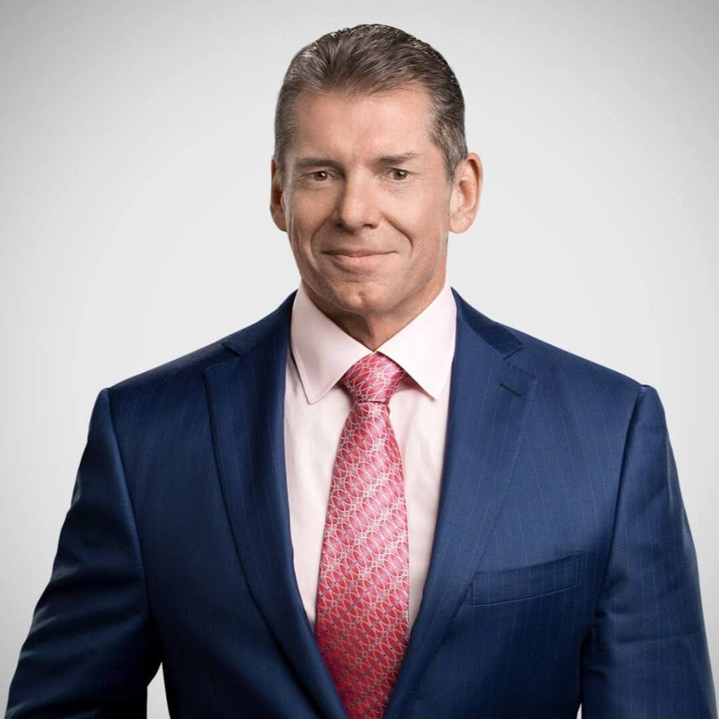 Vince McMahon CEO of WWE